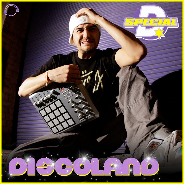 Albome cover of Discoland - Single Edit