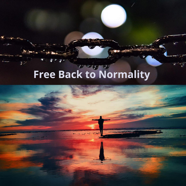 Free Back to Normality