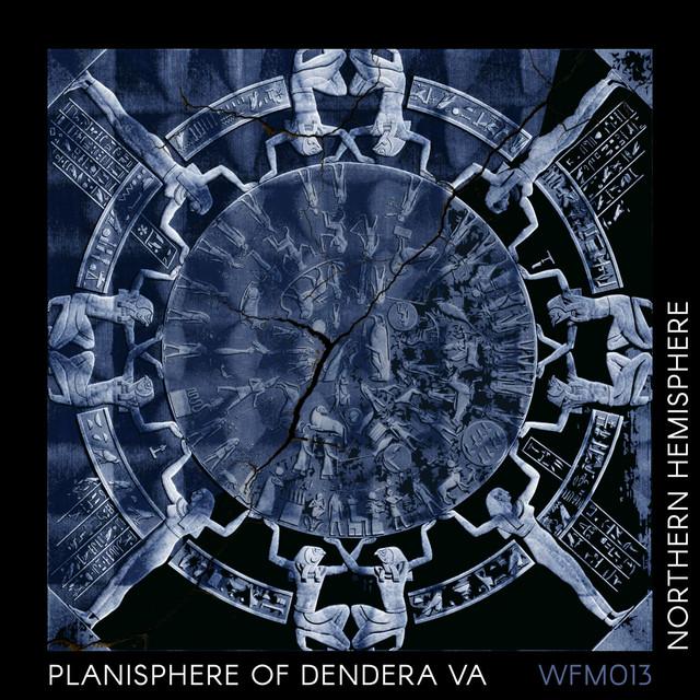 Planisphere of Dendera   Northern Hemisphere   VA