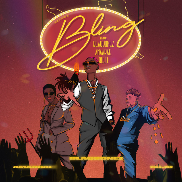 Bling (feat. Amaarae & Buju)