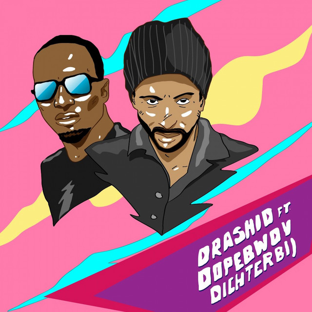 D-Rashid & Dopebwoy - Dichterbij