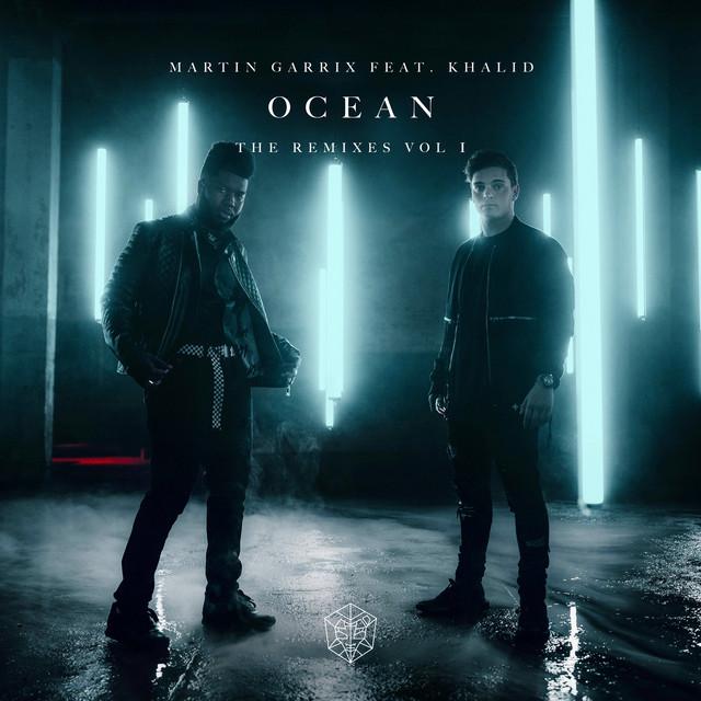 Martin Garrix & Khalid & Silque - Ocean (feat. Khalid) [Remixes Vol. 1]