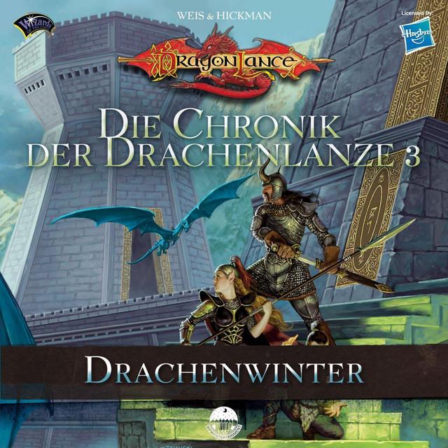 Die Chronik der Drachenlanze 3 - Drachenwinter Cover