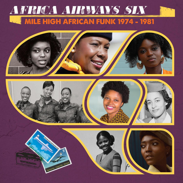 Africa Airways Six (Mile High Funk 1974 - 1981)