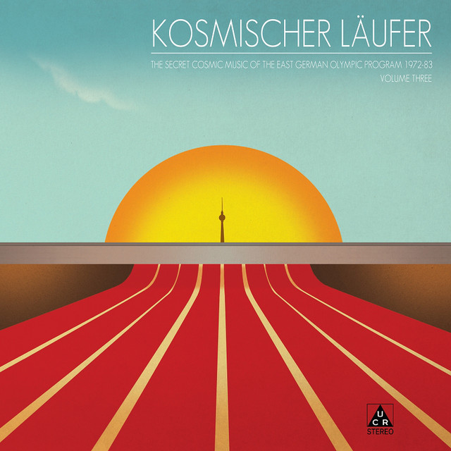 The Secret Cosmic Music of the East German Olympic Program 1972-83, Vol. 3