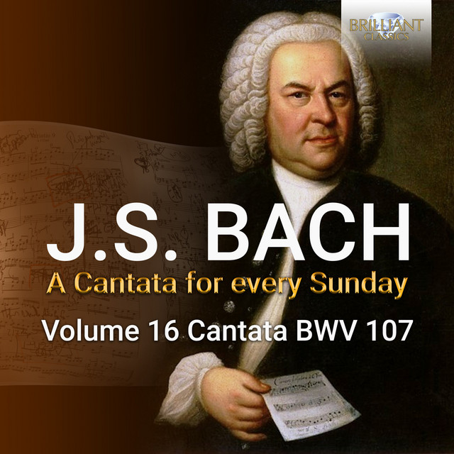 J.S. Bach: Was willst du dich betrüben, BWV 107