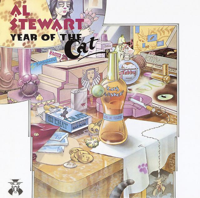 Year Of The Cat (76) album cover