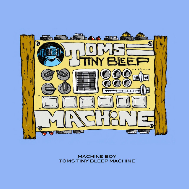 Toms Tiny Bleep Machine
