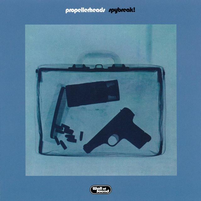 Spybreak! album cover