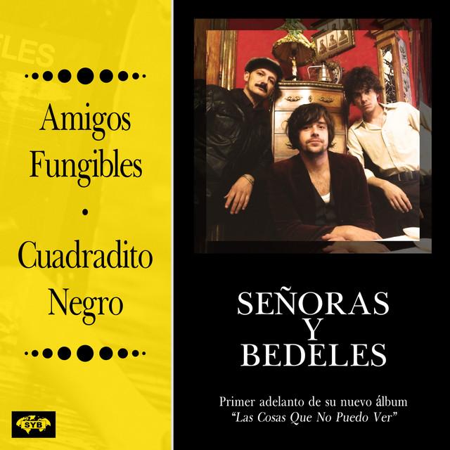 Amigos Fungibles / Cuadradito Negro