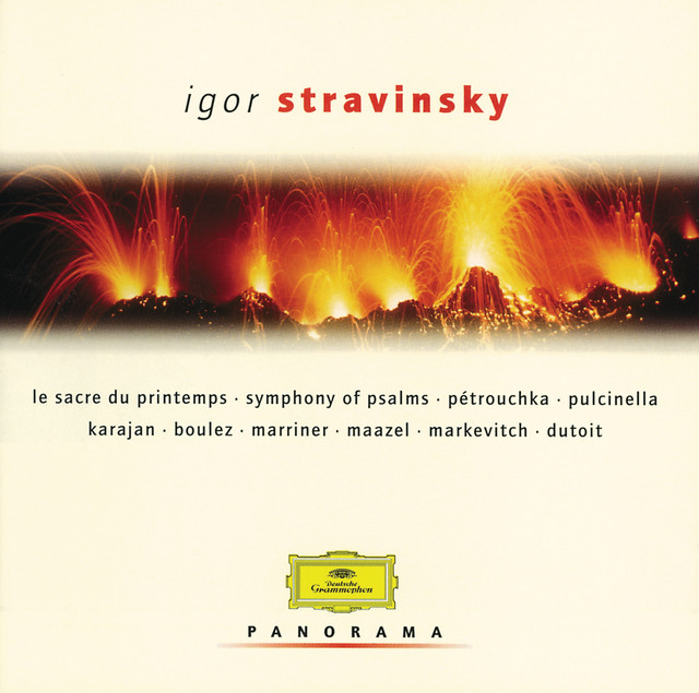 Stravinsky: Firebird; Pétrouchka etc.