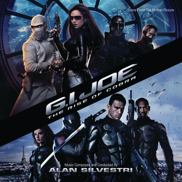 G.I. Joe: The Rise Of Cobra (Score From The Motion Picture) - Official Soundtrack