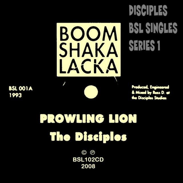The Disciples Vinyl
