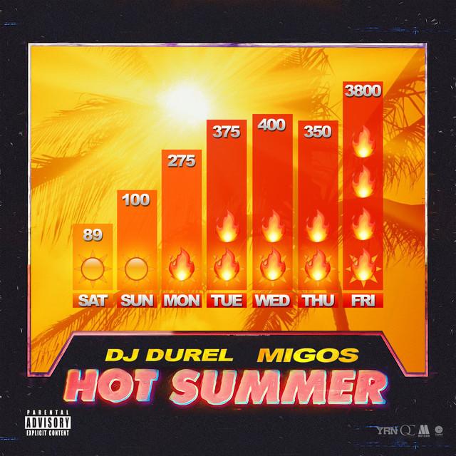 DJ Durel Hot Summer acapella