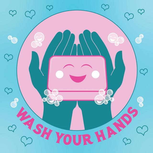 Wash Your Hands by Mi Amigo Hamlet