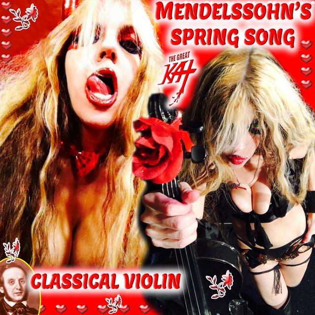 Mendelssohn's Spring Song Classical Violin