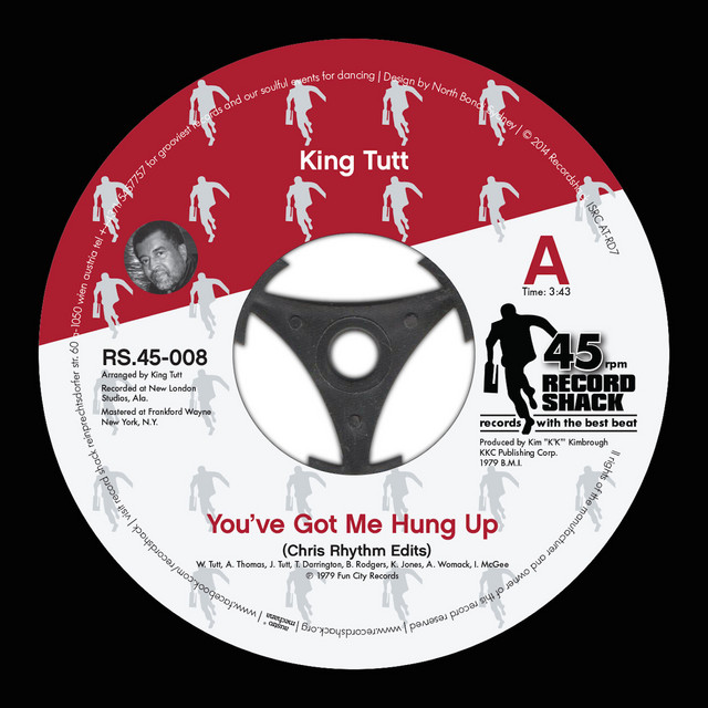 Artwork for You've Got Me Hung Up by King Tutt