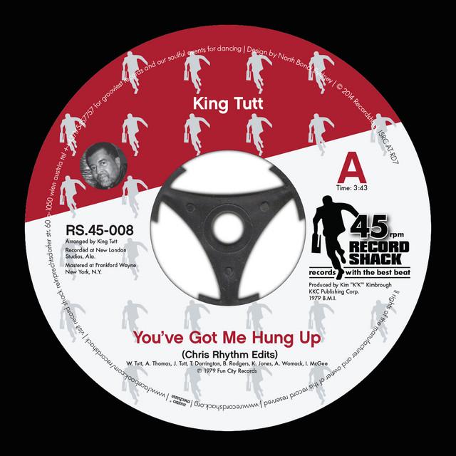 Artwork for You've Got Me Hung Up - Chris Rhythm Wooden TomTom Disco Instrumetnal Edit by King Tutt