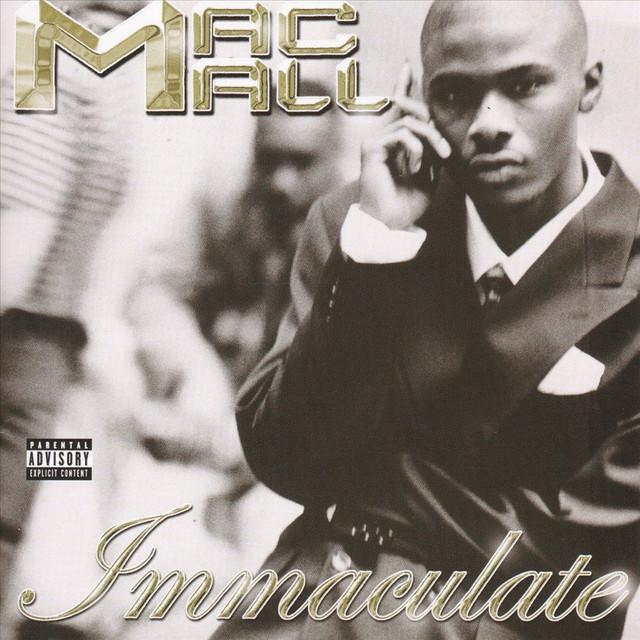 Mac Mall album cover