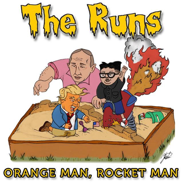 Orange Man, Rocket Man