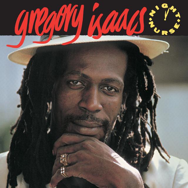 Gregory Isaacs album cover
