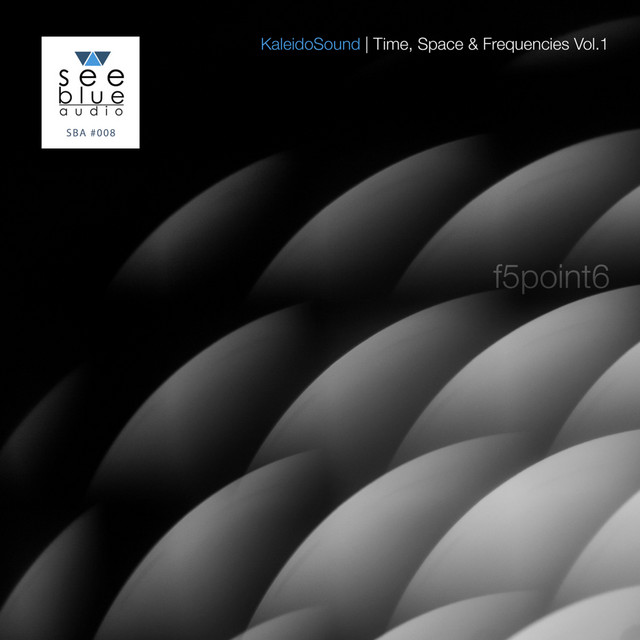 'KaleidoSound: Time, Space & Frequencies Vol. 1' Image