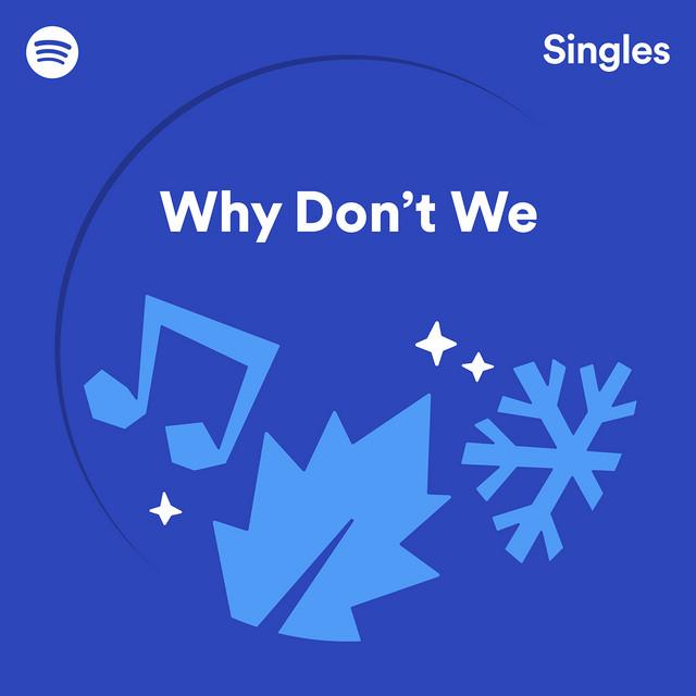 Why Don't We Feliz Navidad - Recorded at Spotify Studios NYC acapella