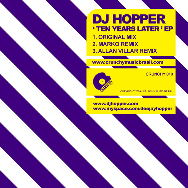 DJ HOPPER tickets and 2020 tour dates