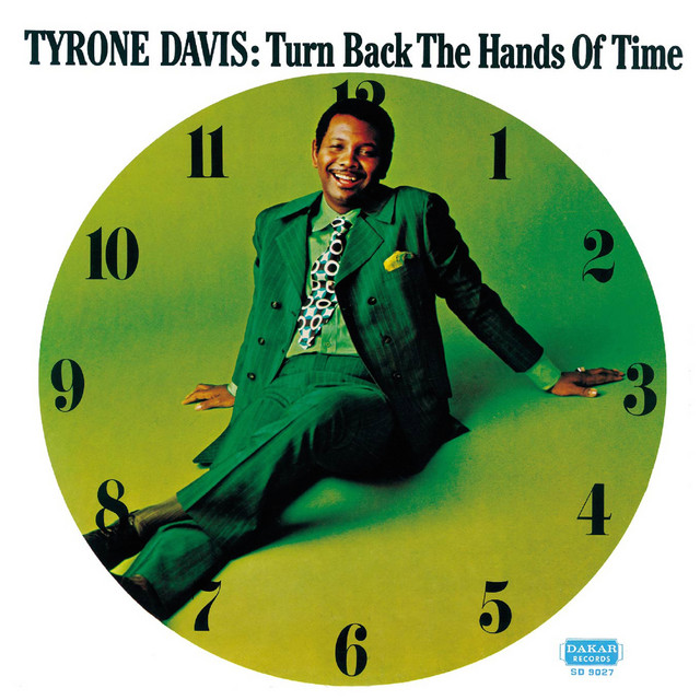 Turn Back The Hands Of Time album cover