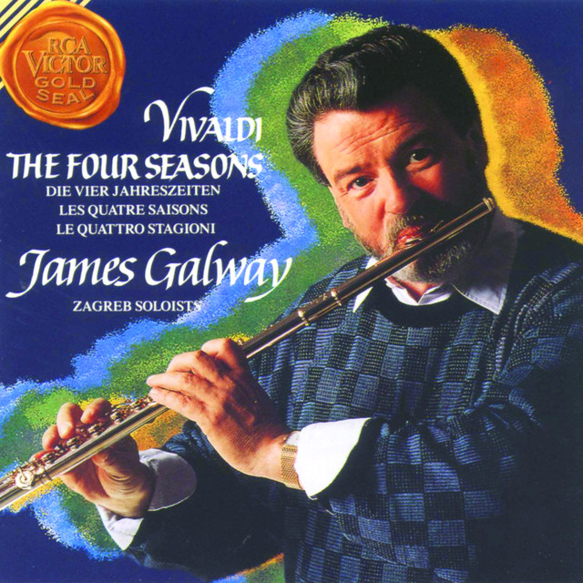 The Four Seasons Complete Antonio Vivaldi James Galway Flute