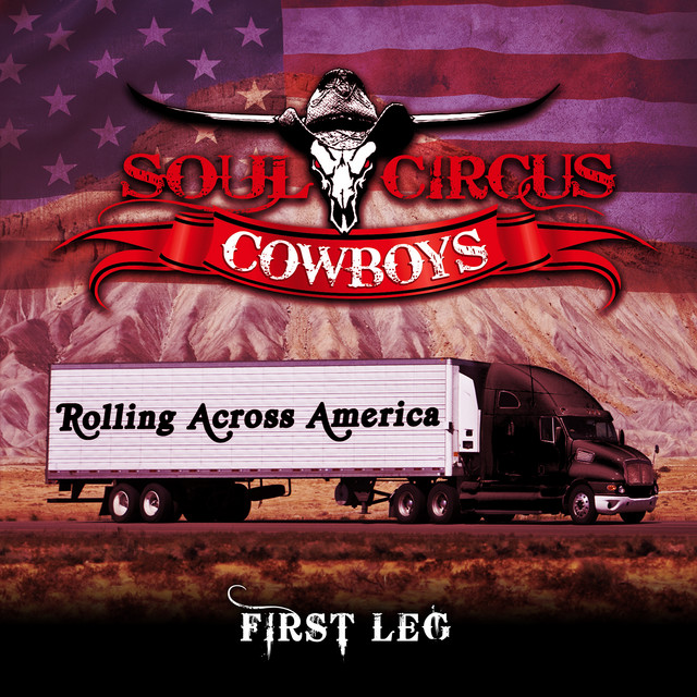 Rolling Across America - First Leg
