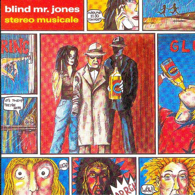 Blind Mr. Jones