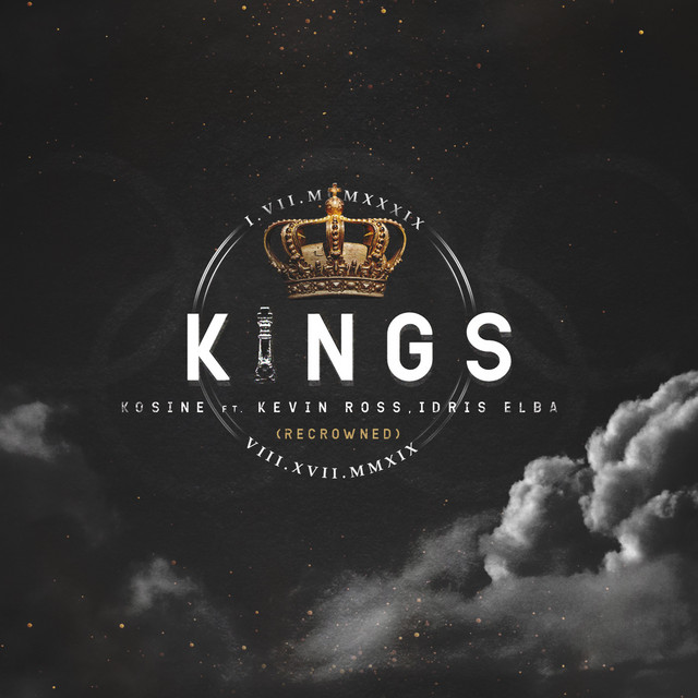 Kings - RECROWNED cover art