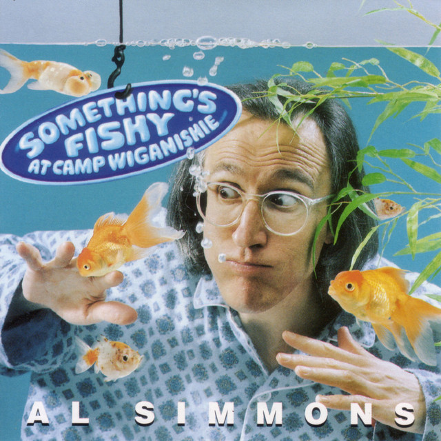 Something's Fishy at Camp Wiganishie by Al Simmons