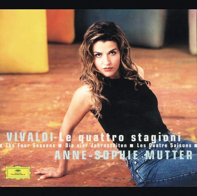 """Vivaldi: Le quattro stagioni / Tartini: Sonata in G minor """"Trillo del Diavolo"""""""