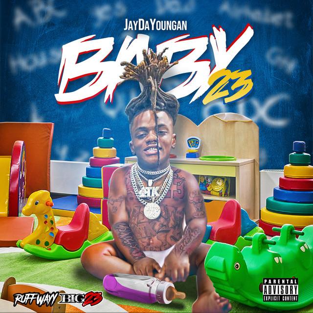 JayDaYoungan - Baby23 cover