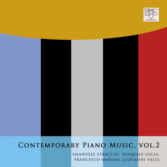 Contemporary Piano Music, Vol. 2