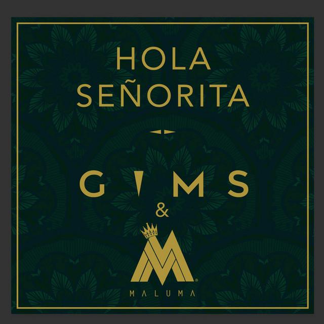 Pochette de Maître Gims, Maluma - Hola Señorita