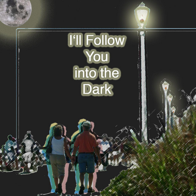 Artwork for I'll Follow You into the Dark by Jay Skot