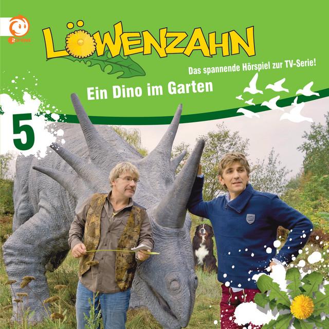 05: Ein Dino im Garten Cover