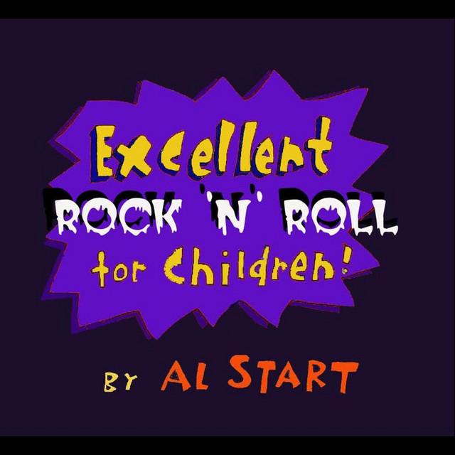 Excellent Rock N Roll for Children by Al Start