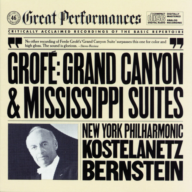 New York Philharmonic, Leonard Bernstein, Andre Kostelanetz