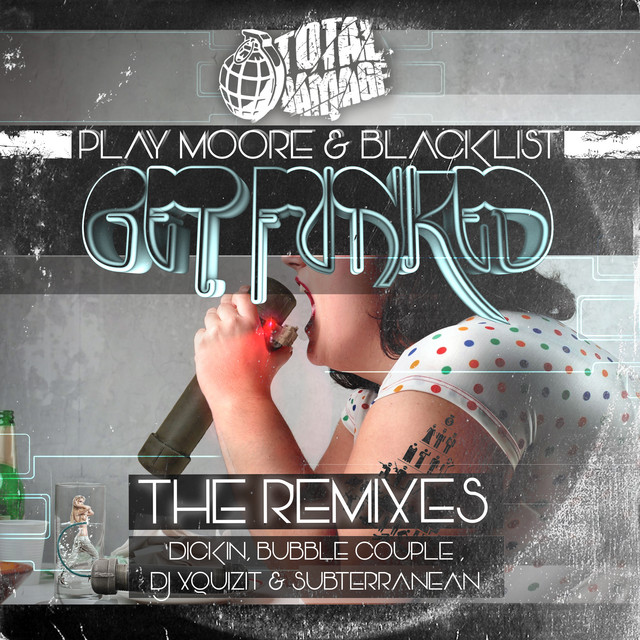 """Get Funked """"The Remixes"""""""