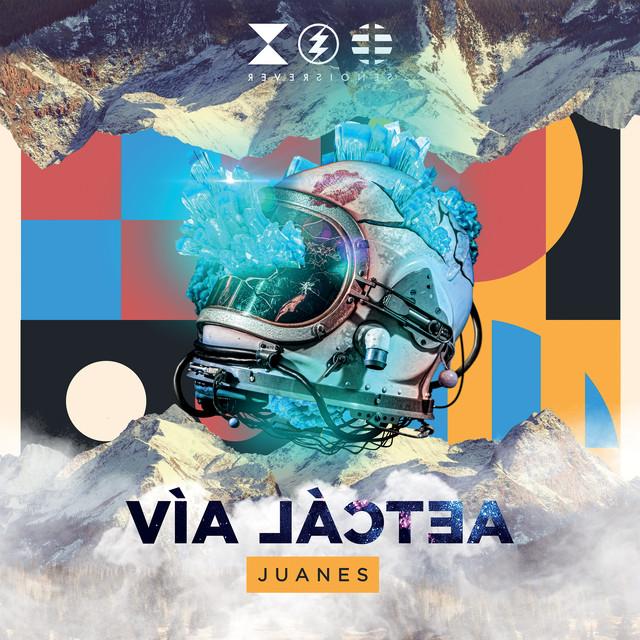 Vía Láctea album cover