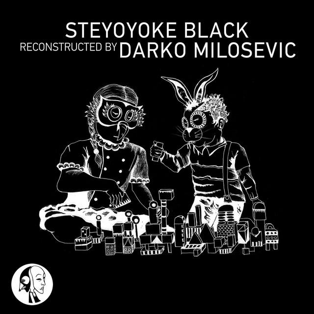Steyoyoke Black Reconstructed by Darko Milosevic