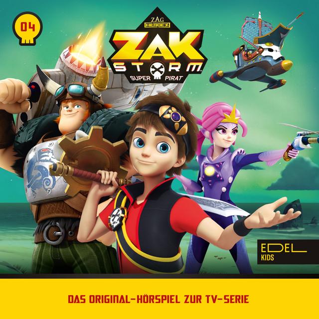Folge 4: Bei den Meerestrollen  -  Calabrass ausser Betrieb (Das Original-Hörspiel zur TV-Serie) Cover