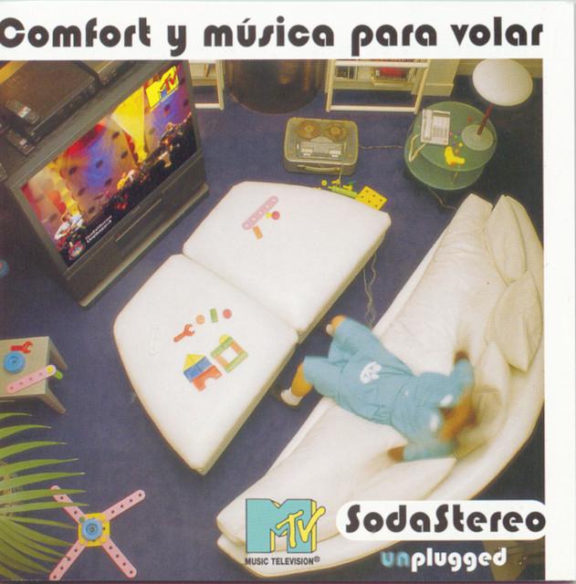 Comfort Y Musica Para Volar - Te Para 3 - MTV Unplugged