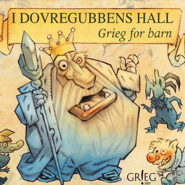 I Dovregubbens Hall - Grieg For Barn