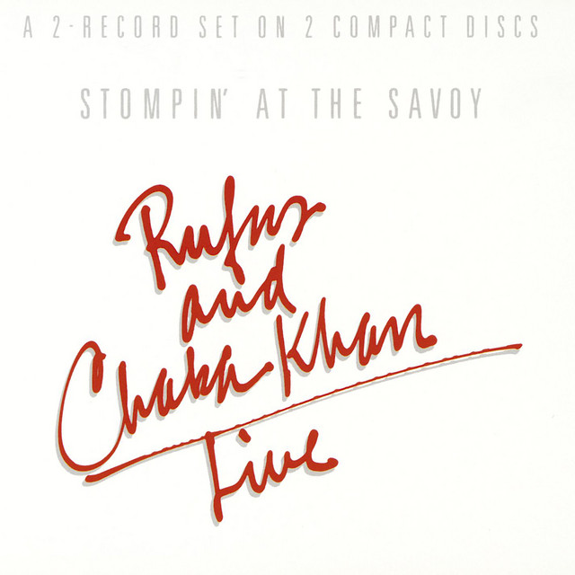 Stompin' At The Savoy - Ain't Nobody
