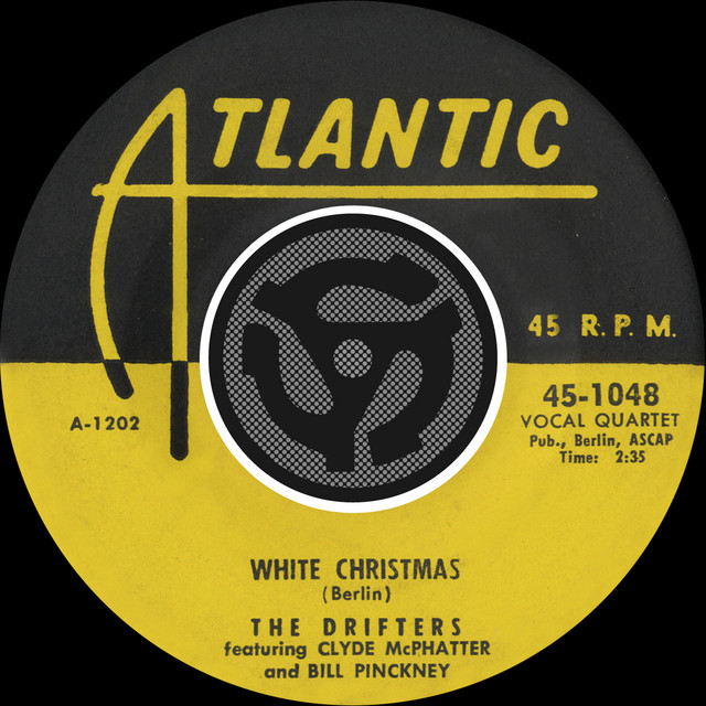 Drifters White Christmas.White Christmas A Song By The Drifters On Spotify